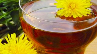 Dandelion Flower Tea Recipe