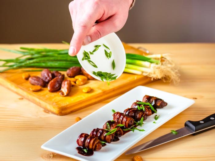 Delicious Bacon-Wrapped Dates Recipe