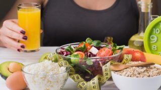 Sample Meal or Diet Plan for Women
