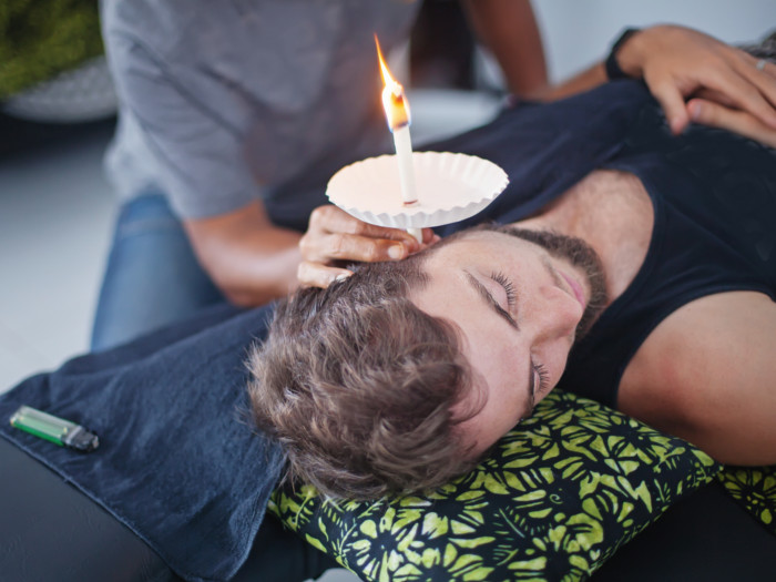 ear candling instructions and tips