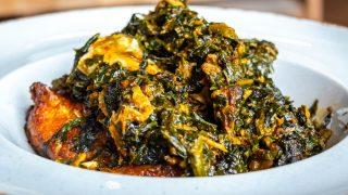 Efo Riro: A Nigerian Delicacy