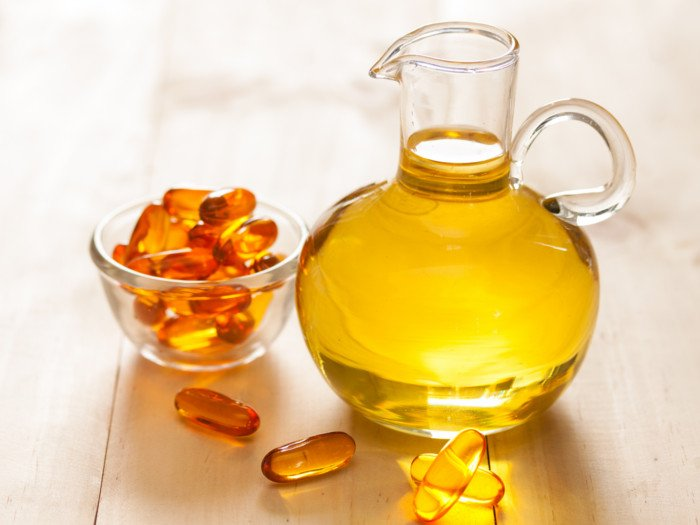 Fish oil benefits sexuality