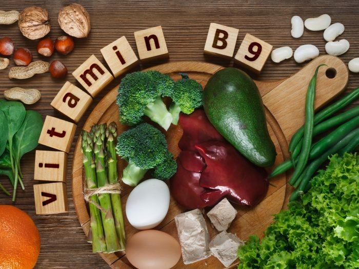 ۹ خاصیت اسید فولیک یا ویتامین B9