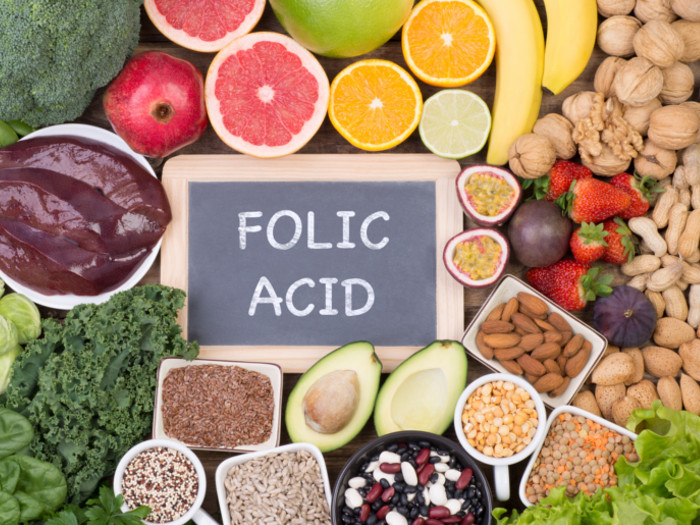 High Folate Foods Canada