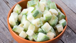 How to Freeze Zucchini?