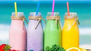 Top 5 Benefits of Liquid Diet