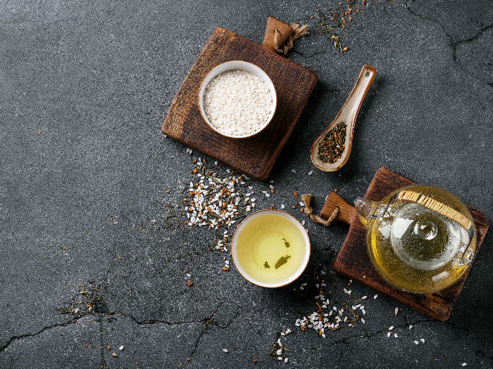How to Make Genmaicha Tea
