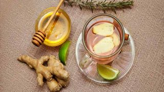 Delicious Homemade Ginger Tea Recipe
