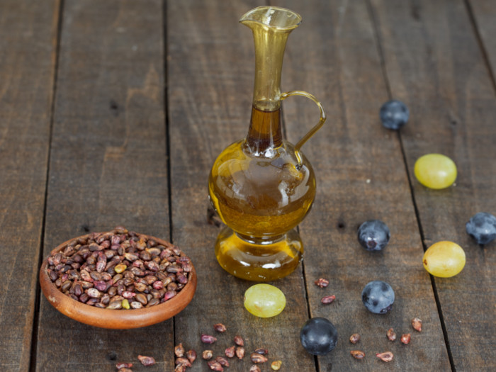 Grape Seed Oil: Benefits And Side Effects   Organic Facts