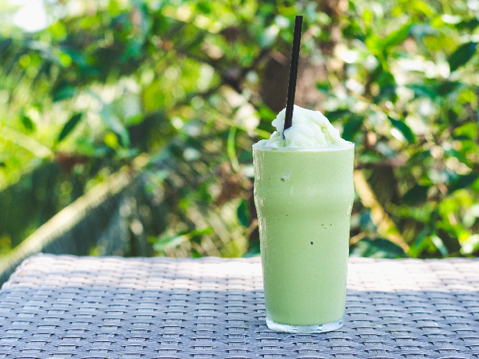 Matcha Green Tea Frappuccino Recipe