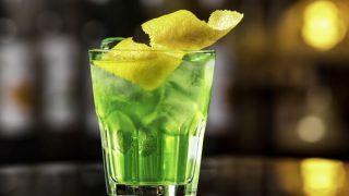 What is Green Tea Shot