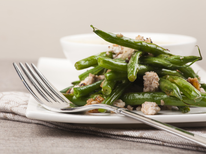 Simple & Delicious Grilled Green Beans Recipe