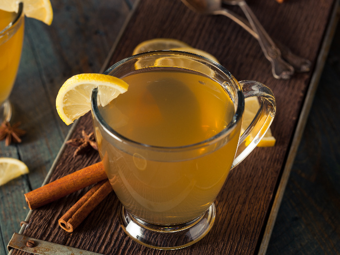 The Best Hot Toddy Tea Recipe