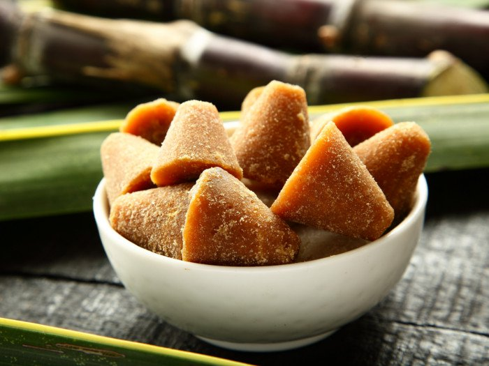 Healthy benefits of eating Jaggery