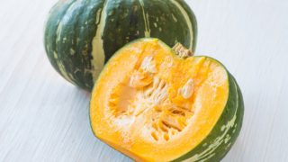 Nutrition facts & Benefits of Kabocha Squash