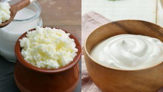 Kefir vs Yogurt: What's the Difference