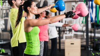 What is a Kettlebell Workout