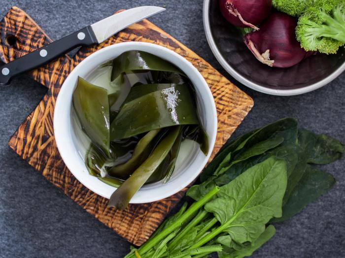 Kombu: What Is It & Kombu Seaweed Salad Recipe