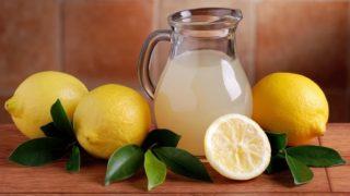 What is the pH of Lemon Juice?