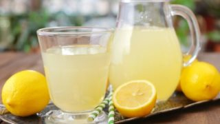 Benefits of Lemon Water Detox