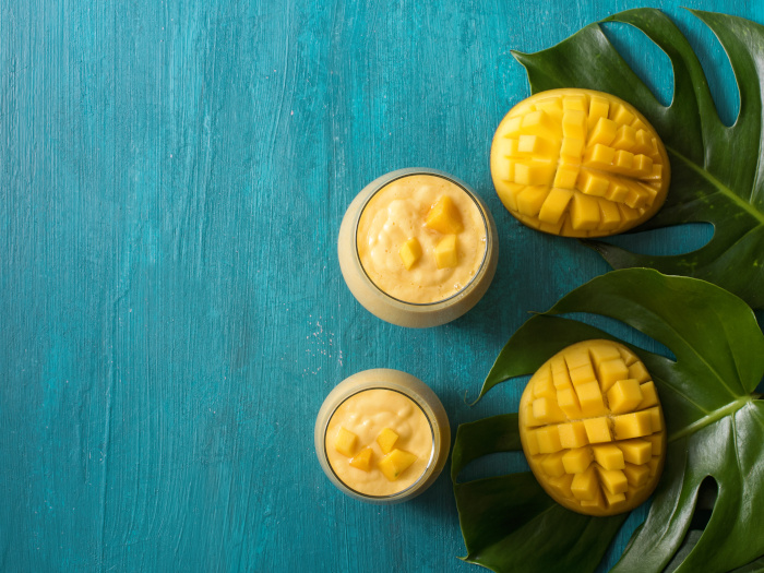 Best Homemade Mango Lassi Recipe