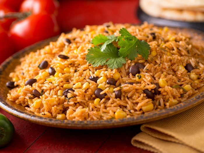 Authentic Spicy & Tangy Mexican Rice Recipe