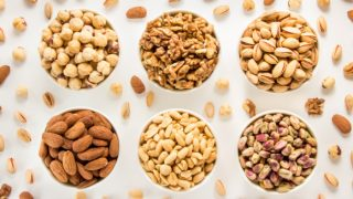Nuts Could Lower The Risk Of Irregular Heartbeat