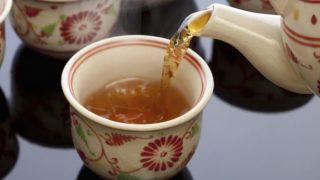 Caffeine in Oolong Tea