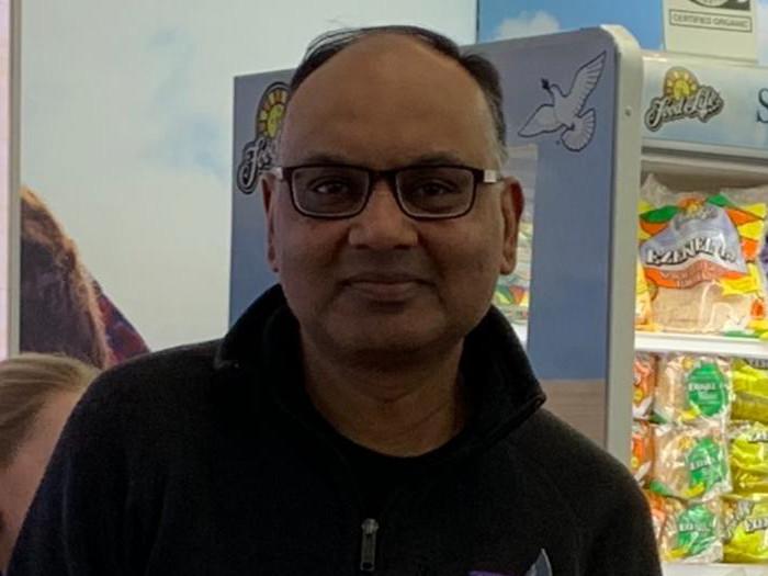 Palvesh Patel