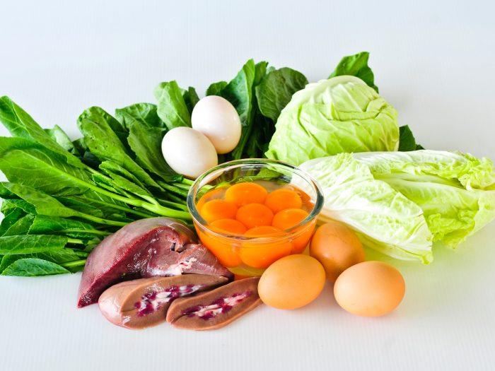 ۹ خاصیت شگفت انگیز ویتامین B5 (اسید پانتوتنیک)