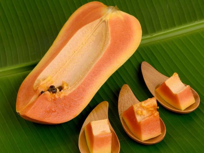 Benefits Amp Side Effects Of Papaya Enzyme Organic Facts