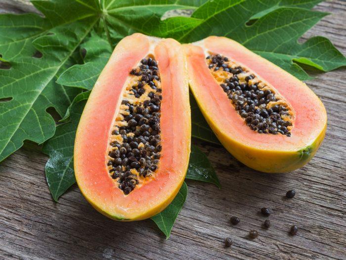 eat papaya