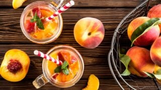 5 Powerful Benefits Of Peach Leaf Tea