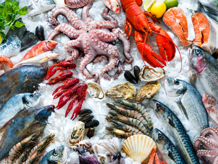 Seacuterie: The Seafood Trend Taking Over 2020