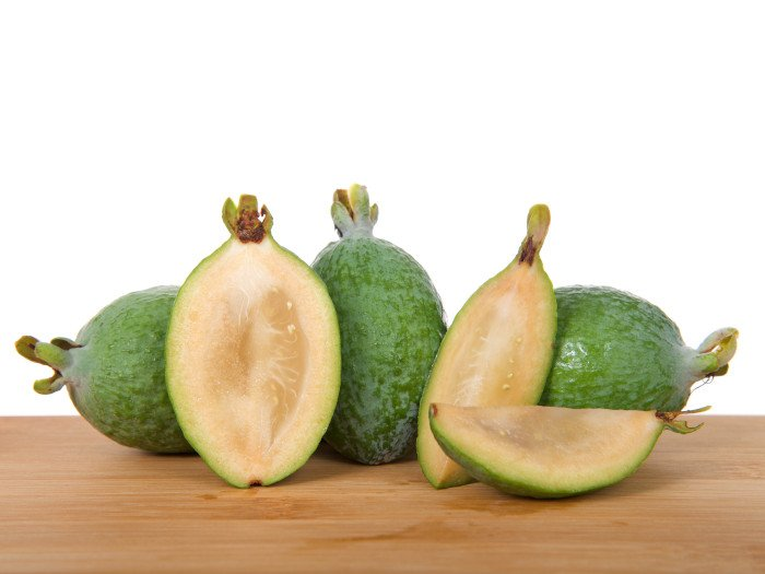 10 Wonderful Benefits Of Pineapple Guava (Feijoa) | Organic Facts