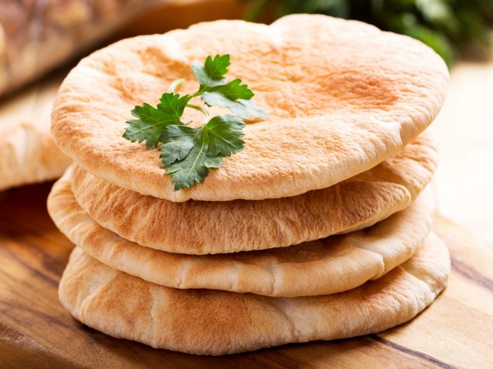 Traditional Middle Eastern Pita Bread Recipe