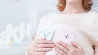 Pregnancy After 40: Risks & Symptoms