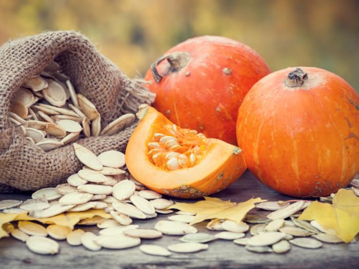 pumpkinseeds - HOE GEZOND ZIJN POMPOEN PITTEN / ZADEN EN HOE EET JE ZE?