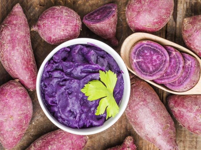 purplepotatoes - PAARSE AARDAPPELEN 9 GEZONDE EIGENSCHAPPEN