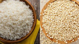 Quinoa vs Rice: Which is Healthier