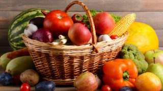 Raw Fruits And Vegetables Boost Mental Health