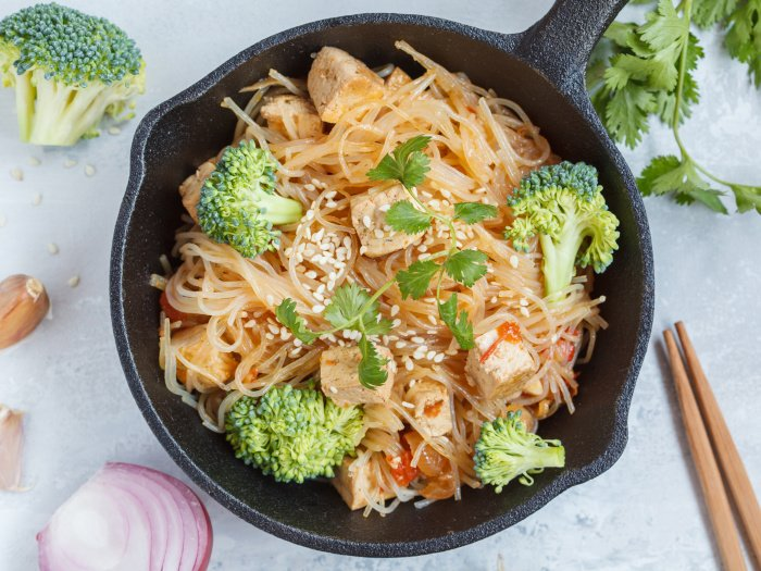 Are Rice Noodles Gluten-Free