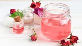 The Best Way to Make Rose Water