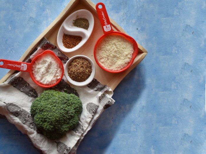 Savory Broccoli muffins