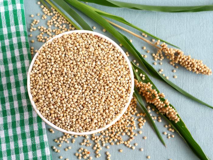 7 Surprising Benefits of Sorghum   Organic Facts