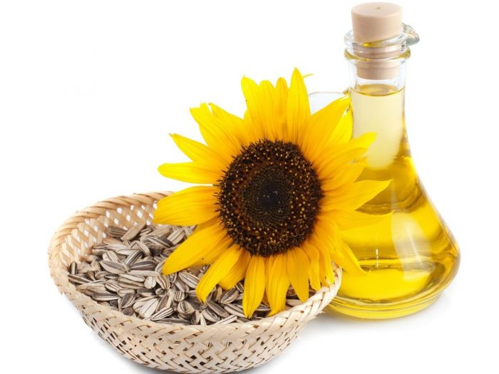 Image result for Sunflower oil