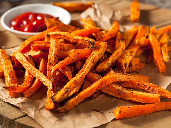 Sweet Potato Fries Recipe: Oven-Baked & Air-Fried