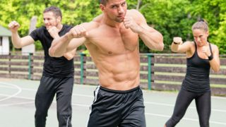 Tae Bo Benefits for Weight Loss & Muscle Strength