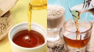 Toasted Sesame Oil vs Sesame Oil