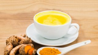 Quick & Easy Turmeric Tea Recipe
